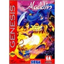 SG: DISNEYS ALADDIN (GAME)
