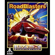 LYNX: ROADBLASTERS (GAME)