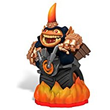 FIG: TRAP TEAM - HOGWILD FRYNO SKYLANDER (SERIES 2) (USED)
