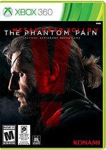 360: METAL GEAR SOLID V THE PHANTOM PAIN DAY ONE EDITION (BOX)
