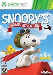 360: SNOOPYS GRAND ADVENTURE (BOX)