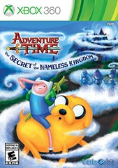 360: ADVENTURE TIME: THE SECRET OF THE NAMELESS KINGDOM (GAME)