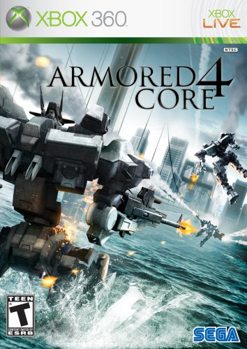 360: ARMORED CORE 4 (GAME)