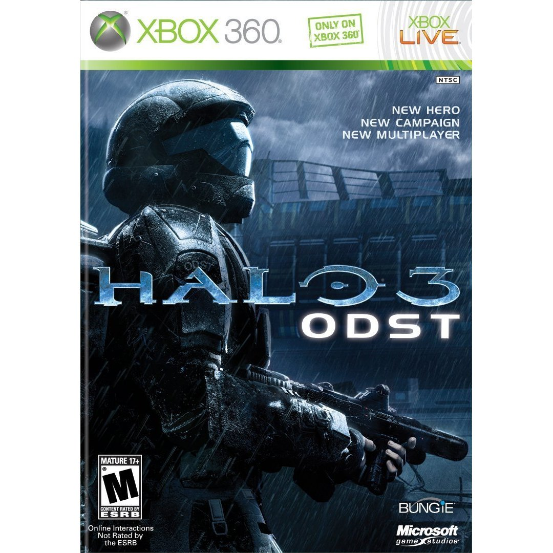 360: HALO 3 ODST (2DISC) (COMPLETE)