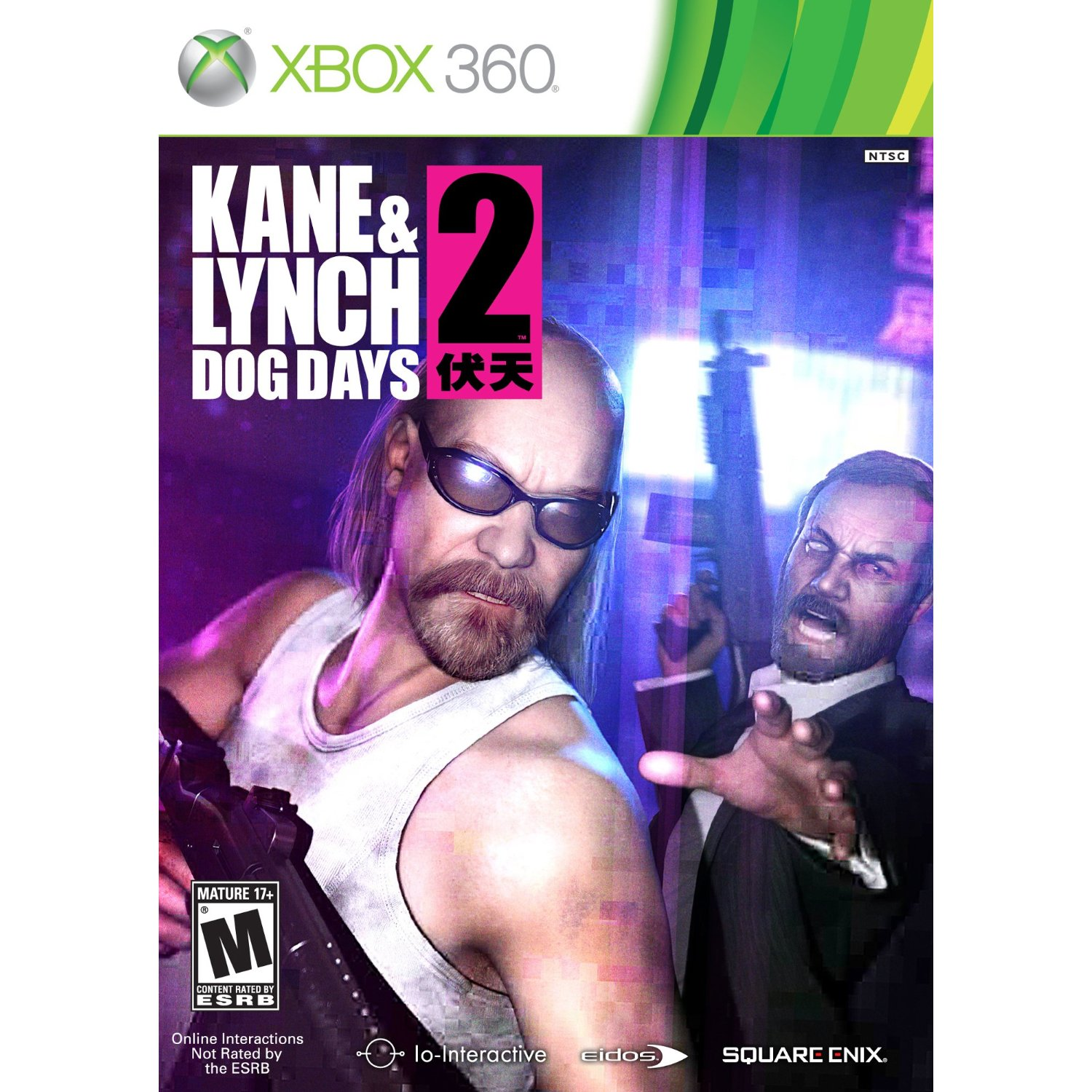 360: KANE AND LYNCH 2: DOG DAYS (COMPLETE)