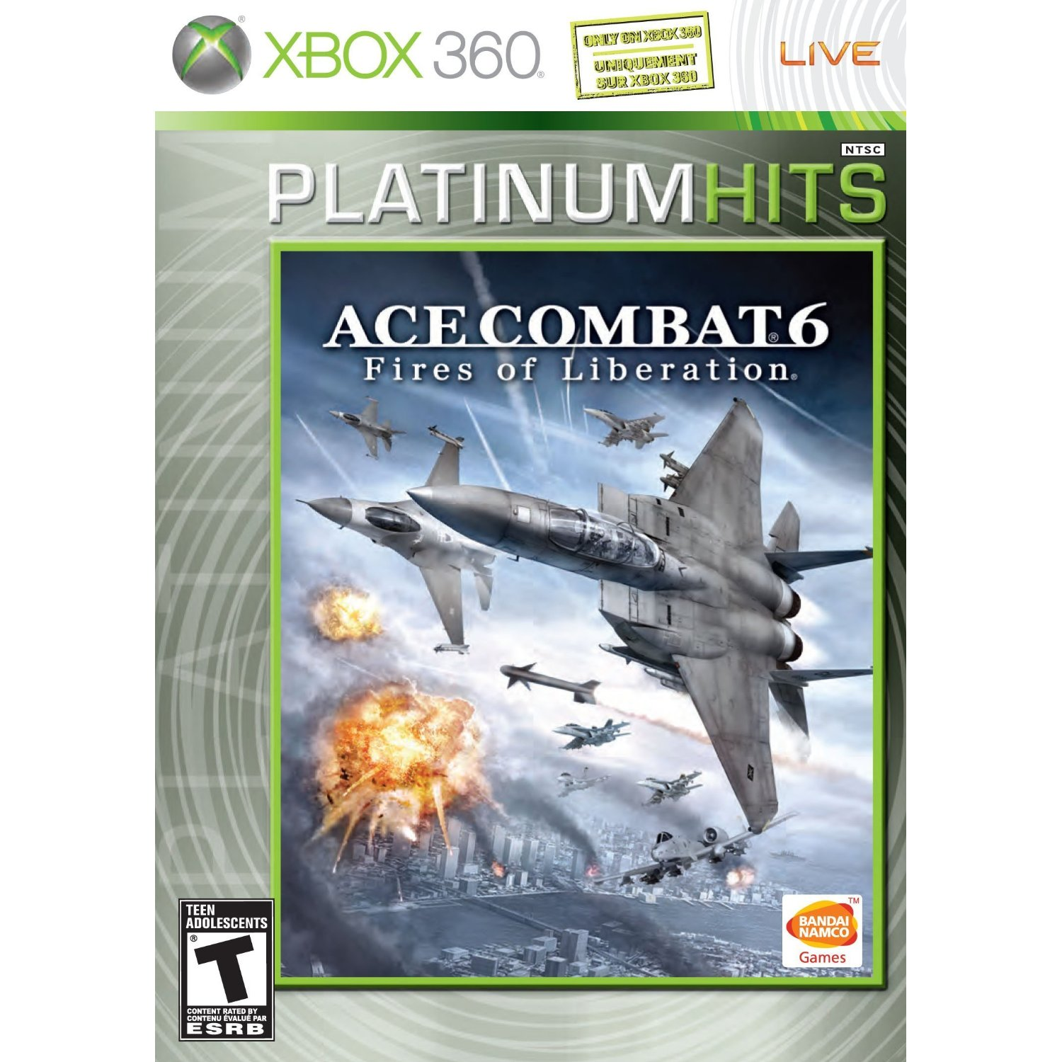 360: ACE COMBAT 6: FIRES OF LIBERATION (BOX)