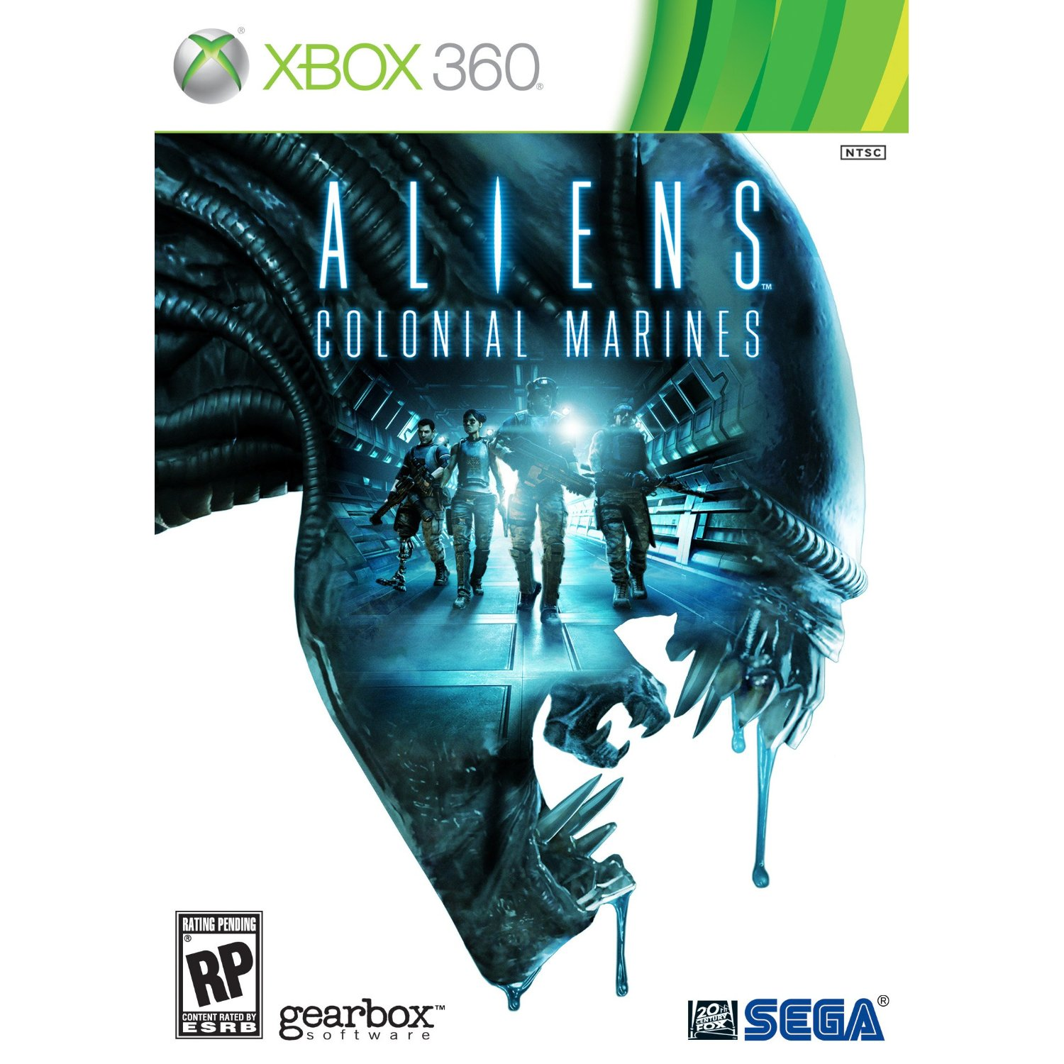 360: ALIENS: COLONIAL MARINES (COMPLETE)