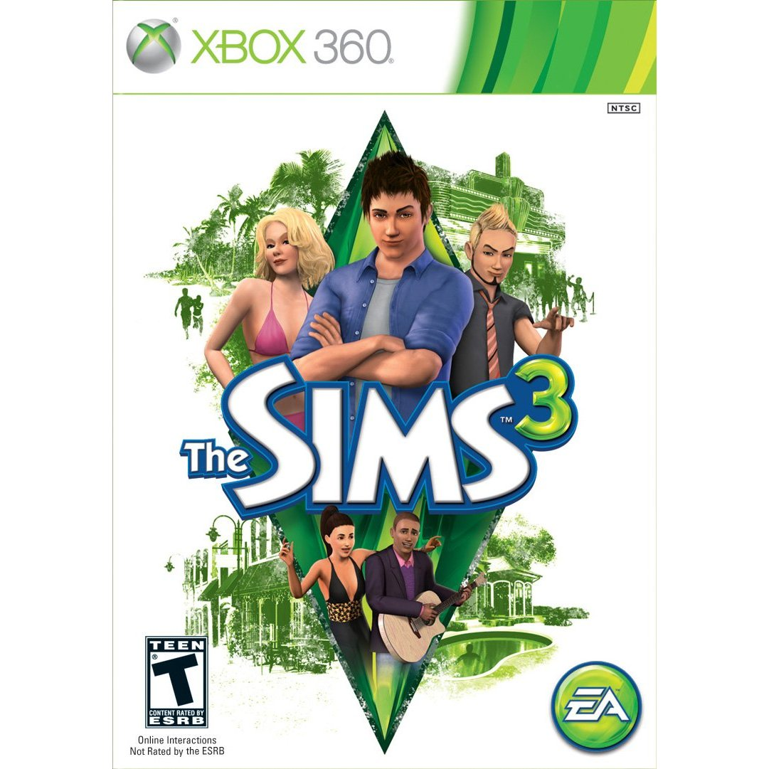360: SIMS 3; THE (NEW)