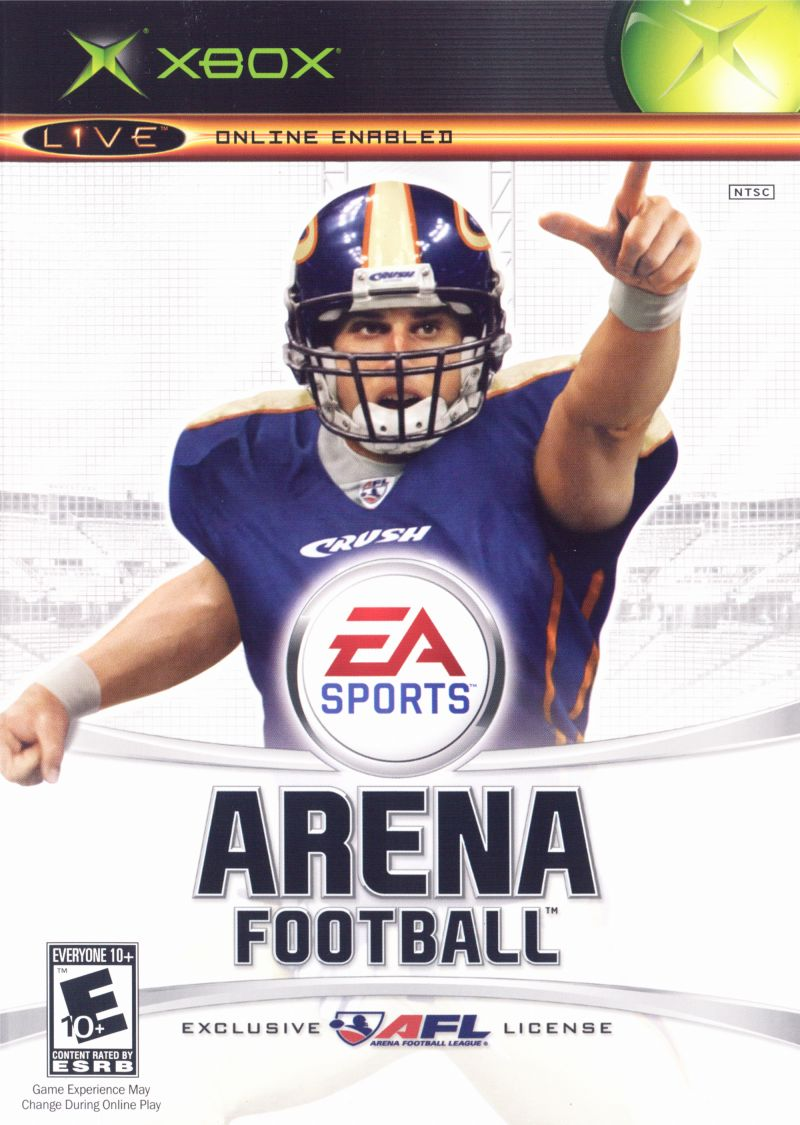 XBX: ARENA FOOTBALL (COMPLETE)