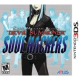 3DS: DEVIL SUMMONER: SOUL HACKERS (GAME)