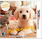 3DS: NINTENDOGS + CATS: GOLDEN RETRIEVER AND NEW FRIENDS (COMPLETE)