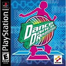 PS1: DANCE DANCE REVOLUTION (COMPLETE)