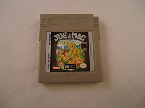 GB: JOE AND MAC (NO LABEL) (GAME)