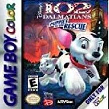 GBC: 102 DALMATIANS: PUPPIES TO THE RESCUE (GAME)