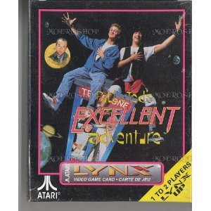 LYNX: BILL AND TEDS EXCELLENT ADVENTURE (NEW)