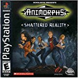 PS1: ANIMORPHS SHATTERED REALITY (GAME)