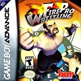 GBA: FIRE PRO WRESTLING (GAME)