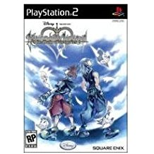 PS2: KINGDOM HEARTS RE: CHAIN OF MEMORIES (DISNEY) (COMPLETE)