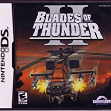 NDS: BLADES OF THUNDER 2 (NO LABEL) (GAME)