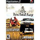 PS2: PARIS-DAKAR RALLY (NEW)