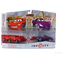 FIG: DISNEY INFINITY 1.0 CARS PLAYSET PACK (USED)