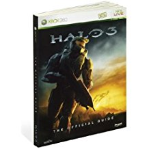 GD: HALO 3: THE OFFICIAL GUIDE (USED)