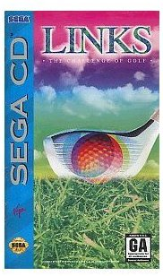 SCD: LINKS: THE CHALLENGE OF GOLF (NEW)