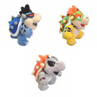 MISC: ASSORTED BOWSER KEY CHAIN (NEW)