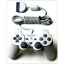 PS1: CONTROLLER - SONY - MODEL SCPH-110 PSONE MODEL (USED)