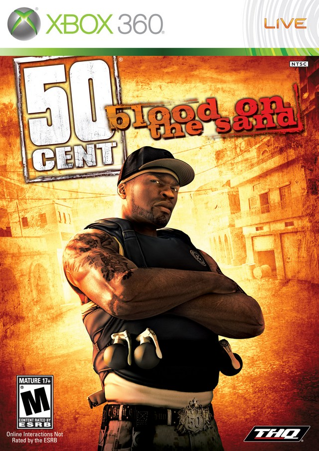 360: 50 CENT BLOOD ON THE SAND (COMPLETE)