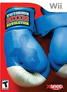 WII: VICTORIOUS BOXERS REVOLUTION (BOX)