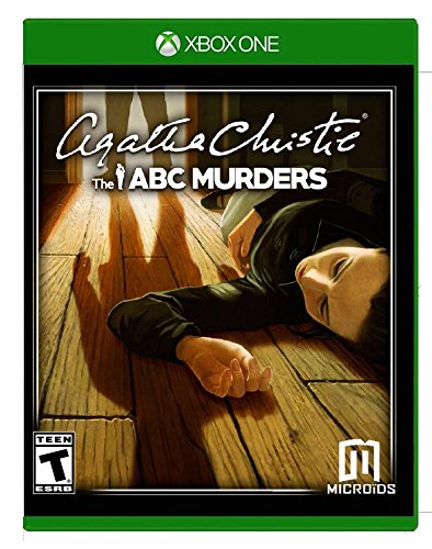 XB1: AGATHA CHRISTIE: THE ABC MURDERS (GAME)