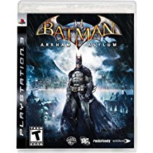 PS3: BATMAN ARKHAM ASYLUM (COMPLETE)