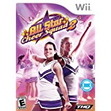 WII: ALL STAR CHEER SQUAD 2 (NEW)