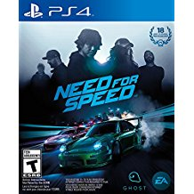 PS4: NEED FOR SPEED (NM) (NEW)