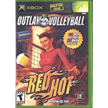 XBX: OUTLAW VOLLEYBALL RED HOT (COMPLETE)