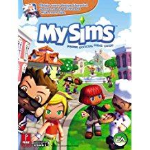 GD: MY SIMS - PRIMA GAMES (SPINE POOR CONDITION) (USED)