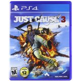 PS4: JUST CAUSE 3 (NM) (GAME)