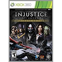 360: INJUSTICE: GODS AMONG US (ULTIMATE EDITION) (NEW)