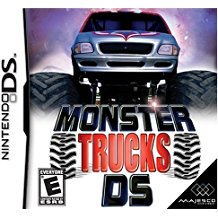 NDS: MONSTER TRUCKS DS (GAME)