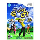 WII: WE LOVE GOLF (COMPLETE)