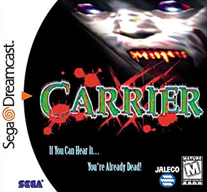 DC: CARRIER (COMPLETE)