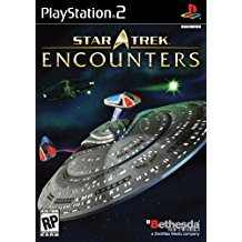PS2: STAR TREK ENCOUNTERS (BOX)