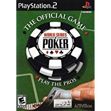 PS2: WORLD SERIES OF POKER (COMPLETE)