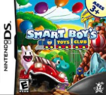NDS: SMART BOYS: TOYS CLUB (GAME)
