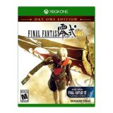 XB1: FINAL FANTASY TYPE 0 HD (NM) (COMPLETE)