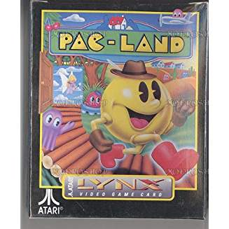 LYNX: PAC LAND (GAME)