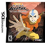 NDS: AVATAR: THE LAST AIRBENDER (NICKELODEON) (GAME)