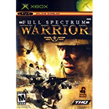 XBX: FULL SPECTRUM WARRIOR (COMPLETE)