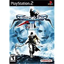 PS2: SOUL CALIBUR III (GREATEST HITS) (COMPLETE)